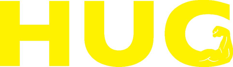 Hug Logo Gelb